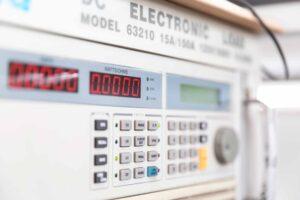Caricabatterie per l'industria della movimentazione elettrica, Brescia, ATIB Elettronica