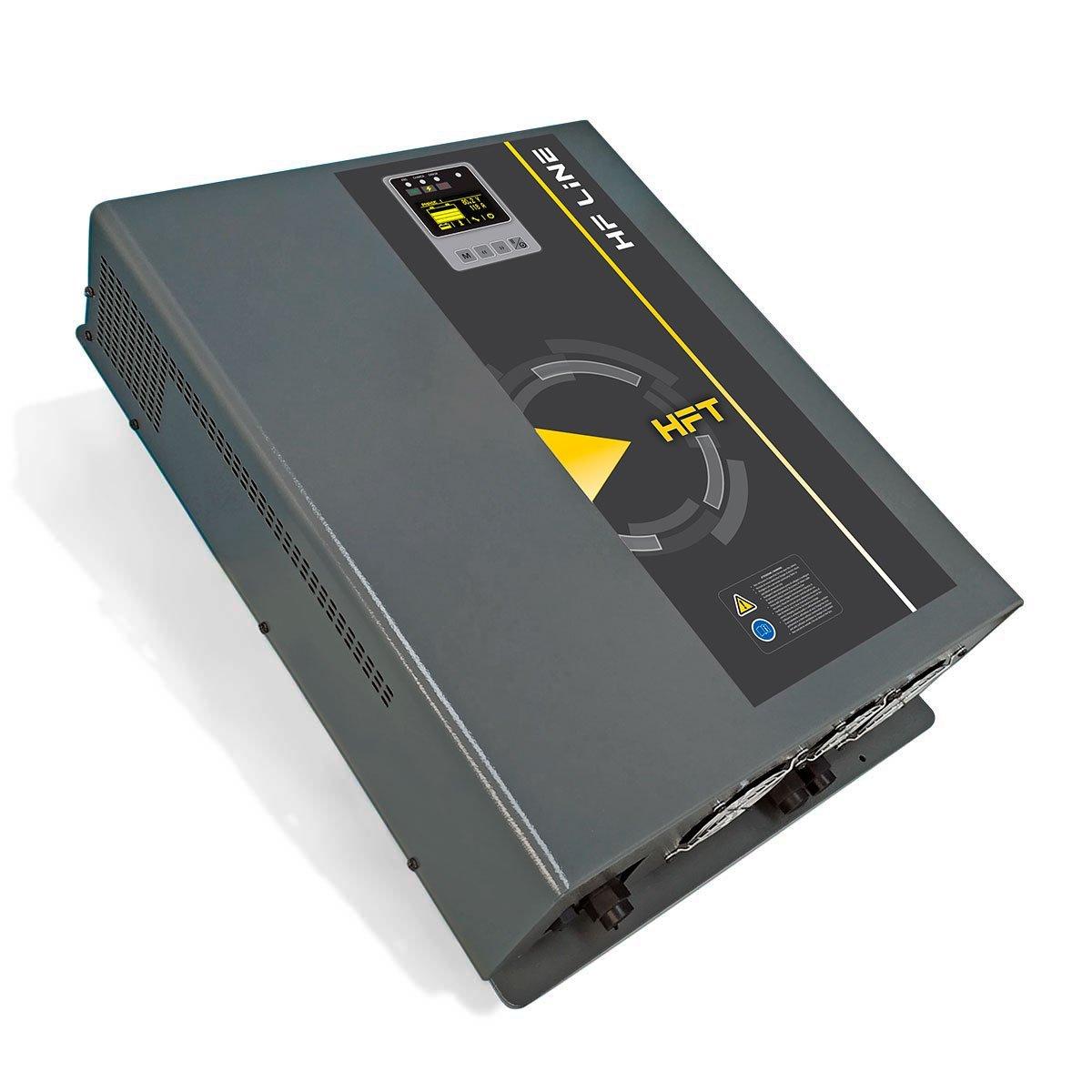 Caricabatterie per batterie al litio, Brescia, ATIB Elettronica