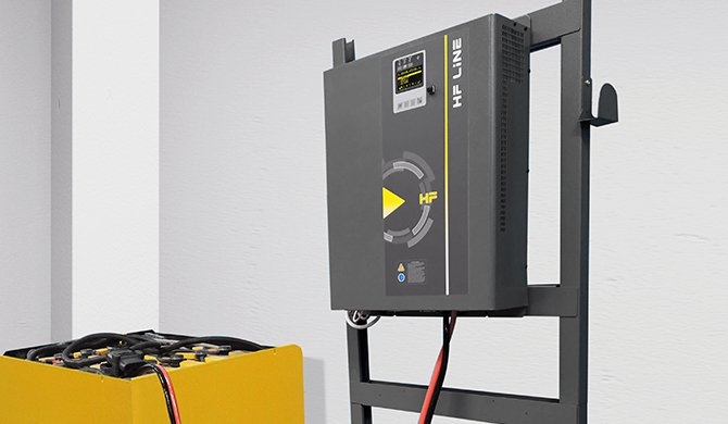 Industrial battery chargers , Atib Elettronica