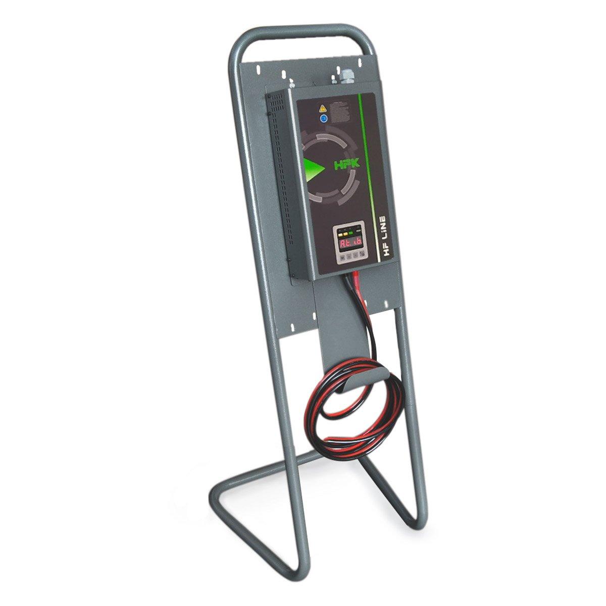 diagnostica batterie industriali, ATIB Elettronica, Brescia