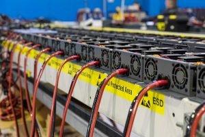 Batterieladegeräte für Handhabungsindustrie, Italien, ATIB Elettronica