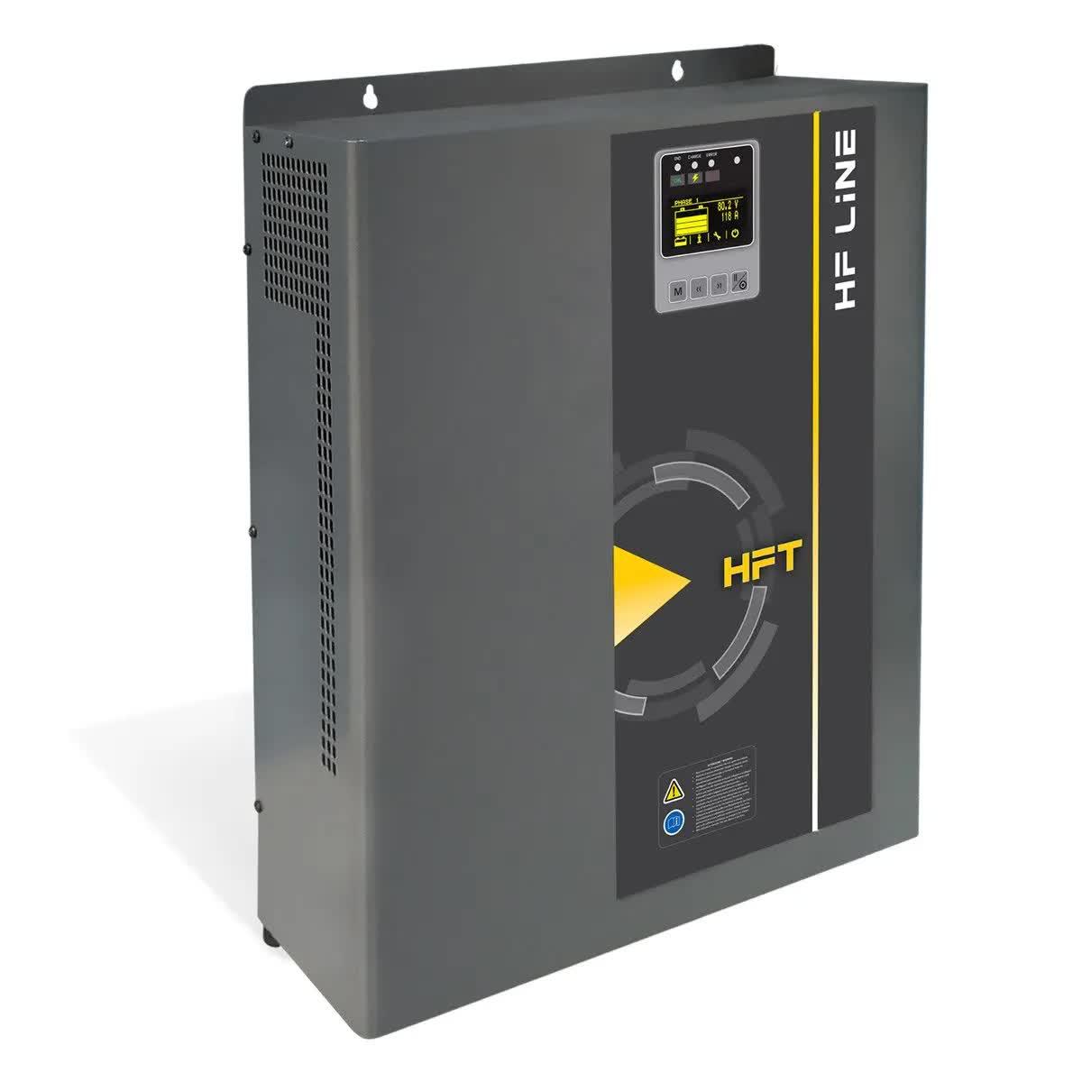 Batterieladegeräte für Gabelstapler, Italien, ATIB Elettronica