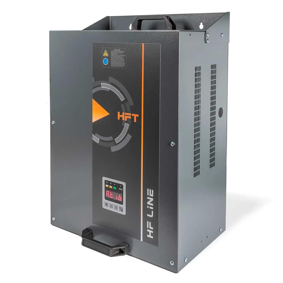 Cargadores para carretillas elevadoras, Brescia, Italia, ATIB Elettronica