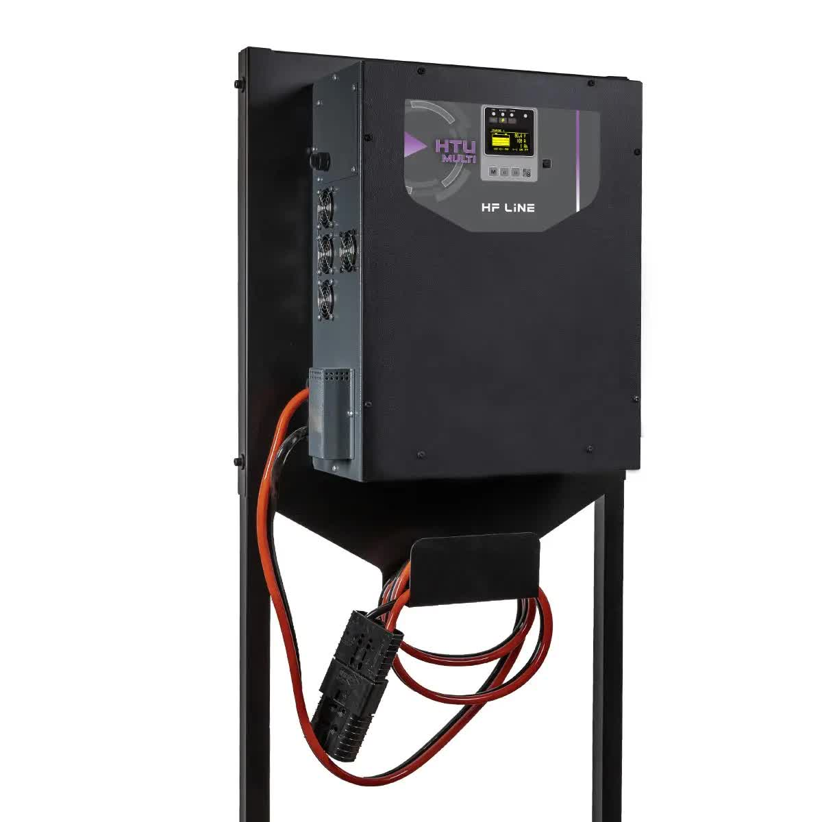 Chargeurs pour Véhicules de Magasinage, Italy, ATIB Elettronica